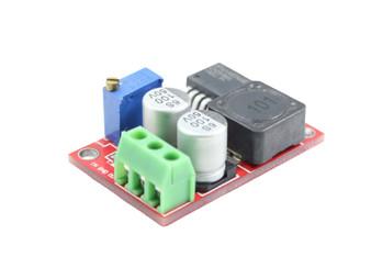 LM2596 power module (step down) Input 5V~40V Output 3.5~33V. Ideal for solar panel regulator