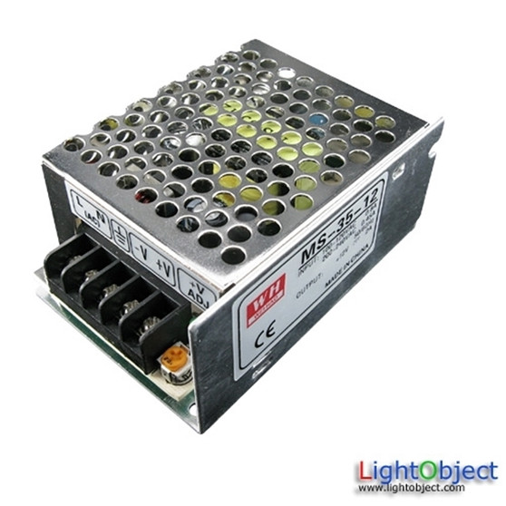 DC 5V  5A Switching Power Supply. Ideal for 5V Systems
