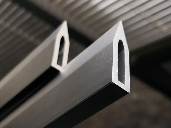Aluminum blades