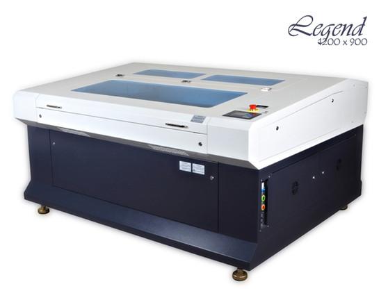 "LEGEND 1200x900 47.2"" x 35.4"" Laser Cutting Machine"