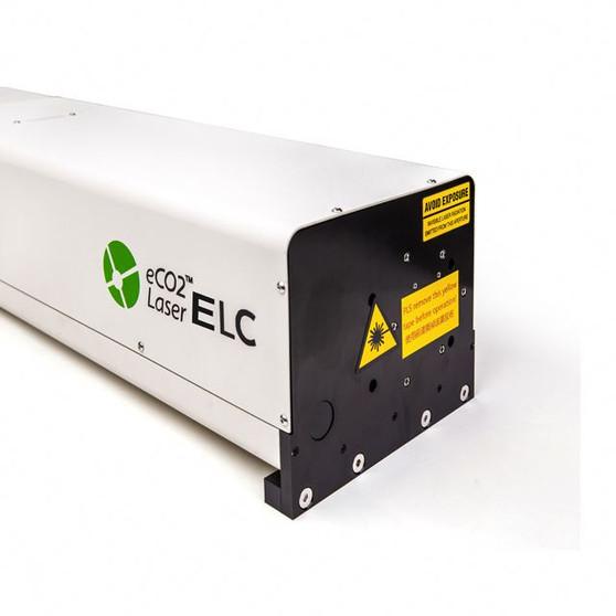 High power GSI 260W CO2 Sealed Laser Tube