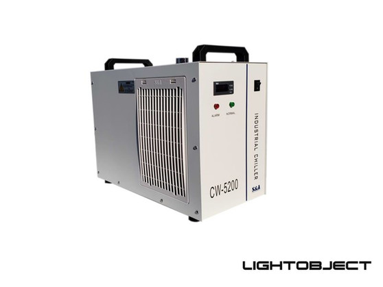 CW-5200DH Water Chiller for CO2 Laser Machine (AC 110V 60Hz)