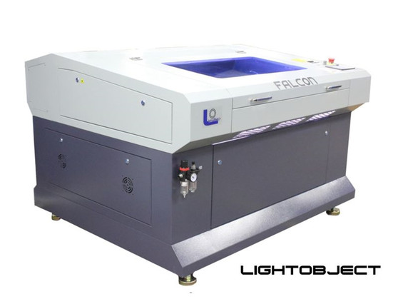 "FALCON 900x600 36"" x 24"" Laser Cutting Machine"
