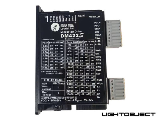 Leadshine mini 2 Phase DM422s 2.2A 1-axis Stepping Motor Driver