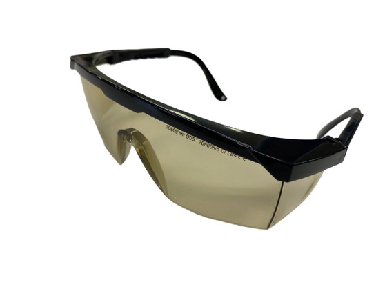 CO2 10600nm Laser Eyes Protection Glasses/Goggle. CE certified
