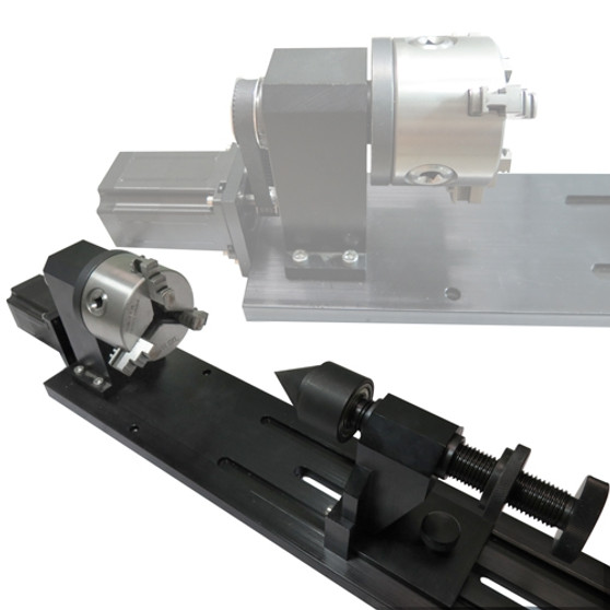 High Precision Rotary for CNC or CO2 Laser Machine