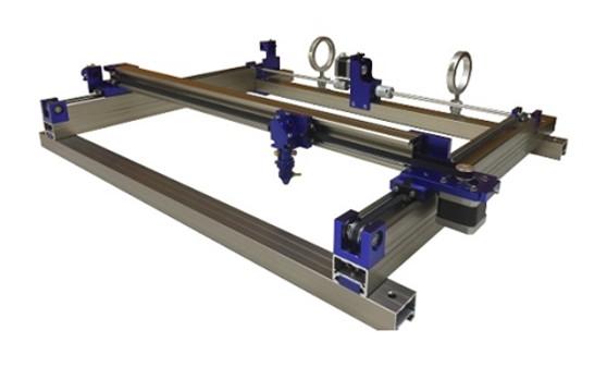 High speed PR430 400*300 XY gantry DIY 1