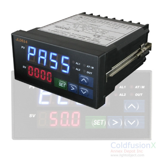JLD614 Dual Display PID Temperature Controller