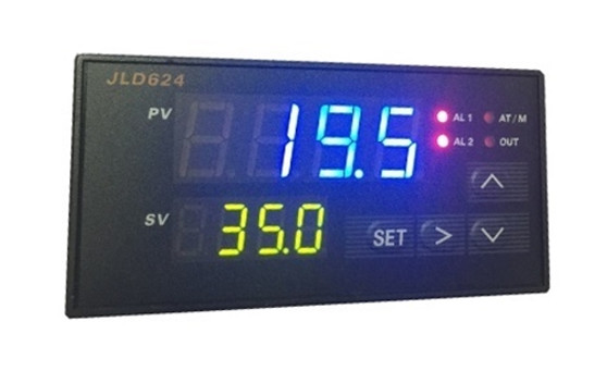 JLD624 Dual Display PID Temperature Controller for FURNACE KILN OVEN(20mA data output)
