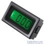 3-1/2 Digital Green LCD DC 2V 20V Meter  (8035)