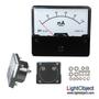 DC 0-100mA Analog Panel Meter