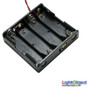 Holder/ Case for 4x AA size battery