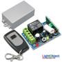 Multi-Function 1CH RF w/Waterproof Remote Control