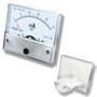 Small DC 50mA Analog Panel Meter