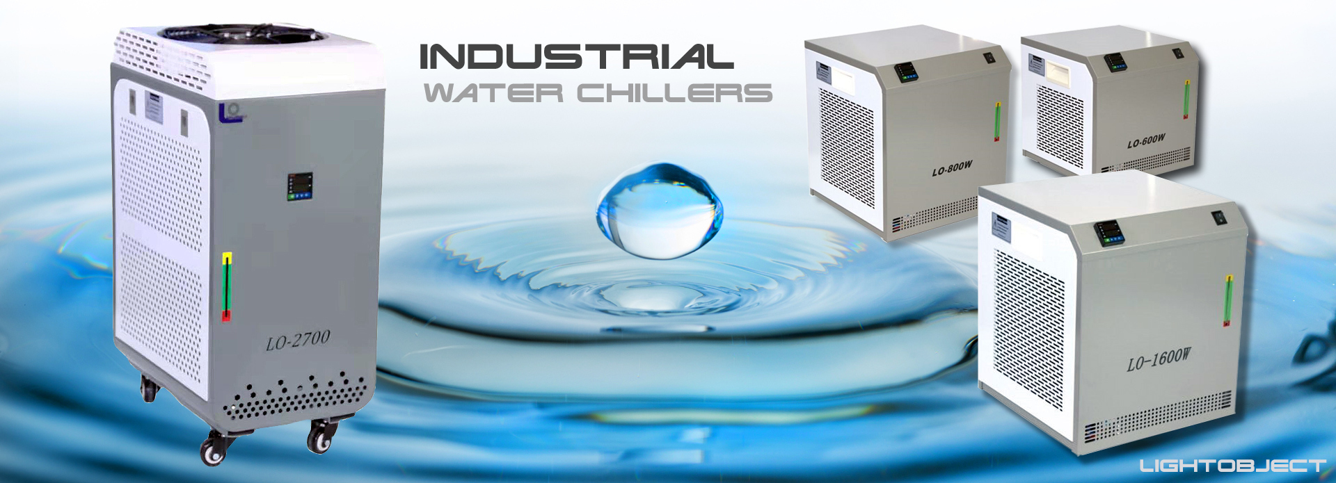 water chillers with built in heater