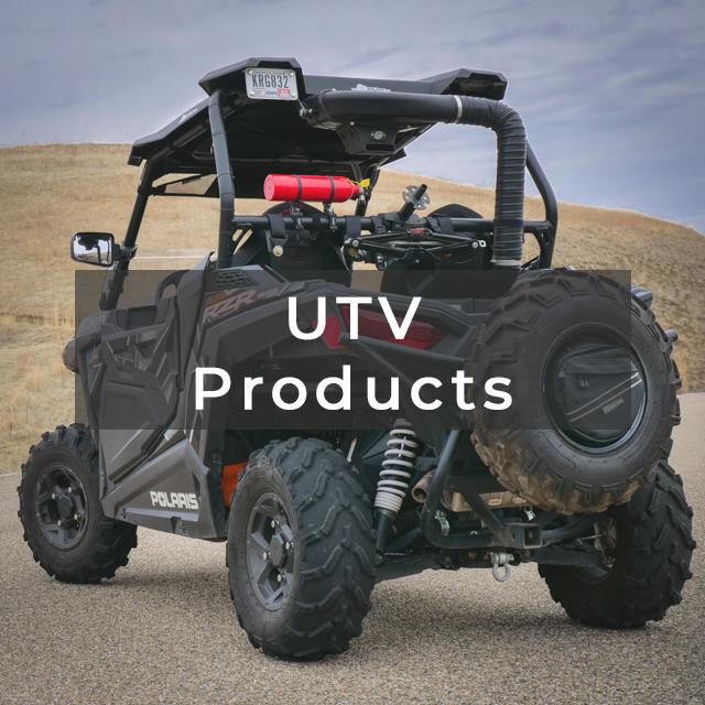OBR ADV Gear UTV Products