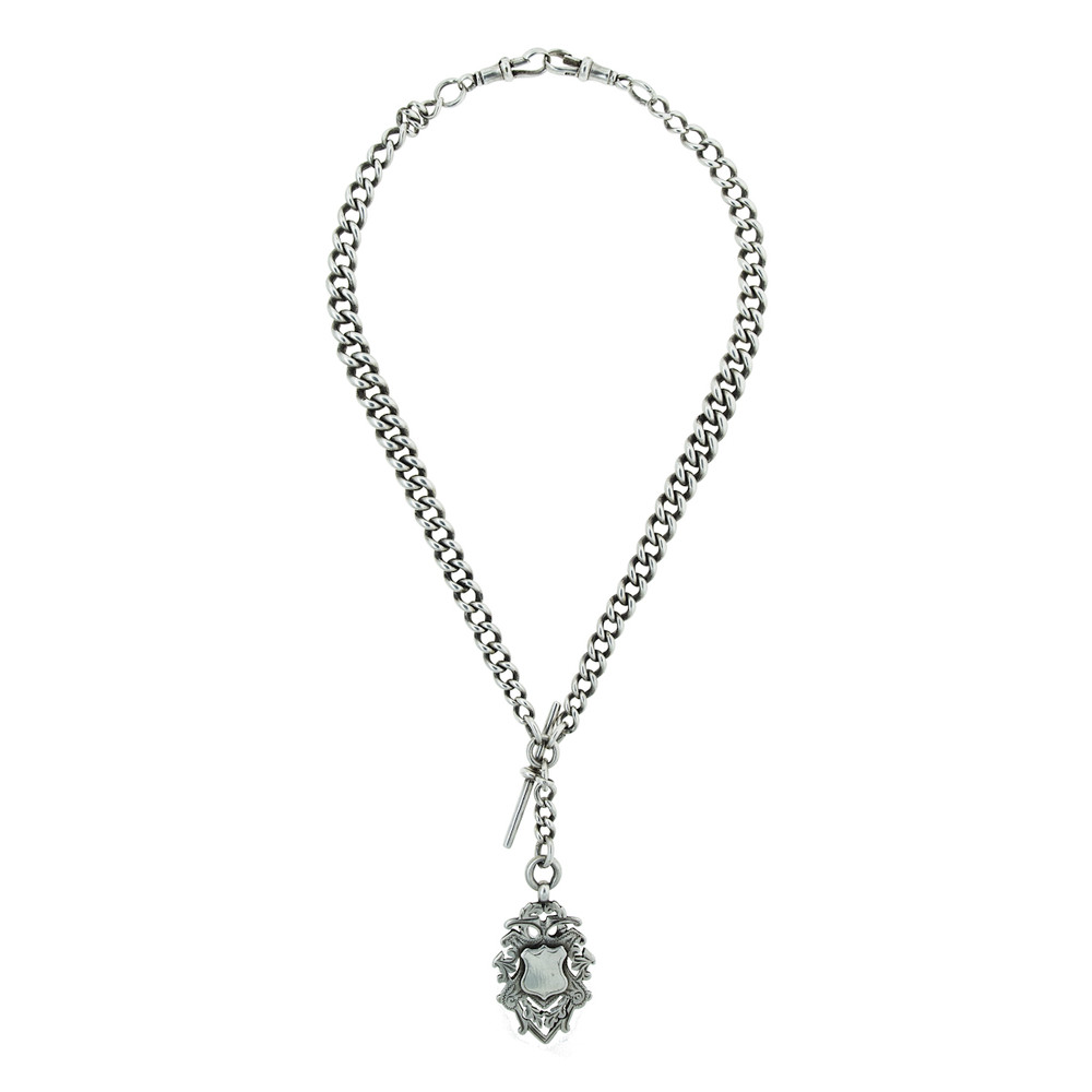 A Sterling Silver Antique Chain from England
