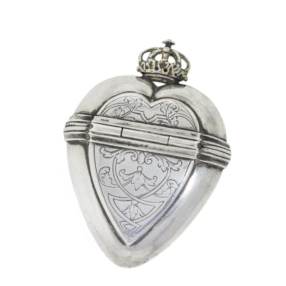 Antique Heart Vinaigrette