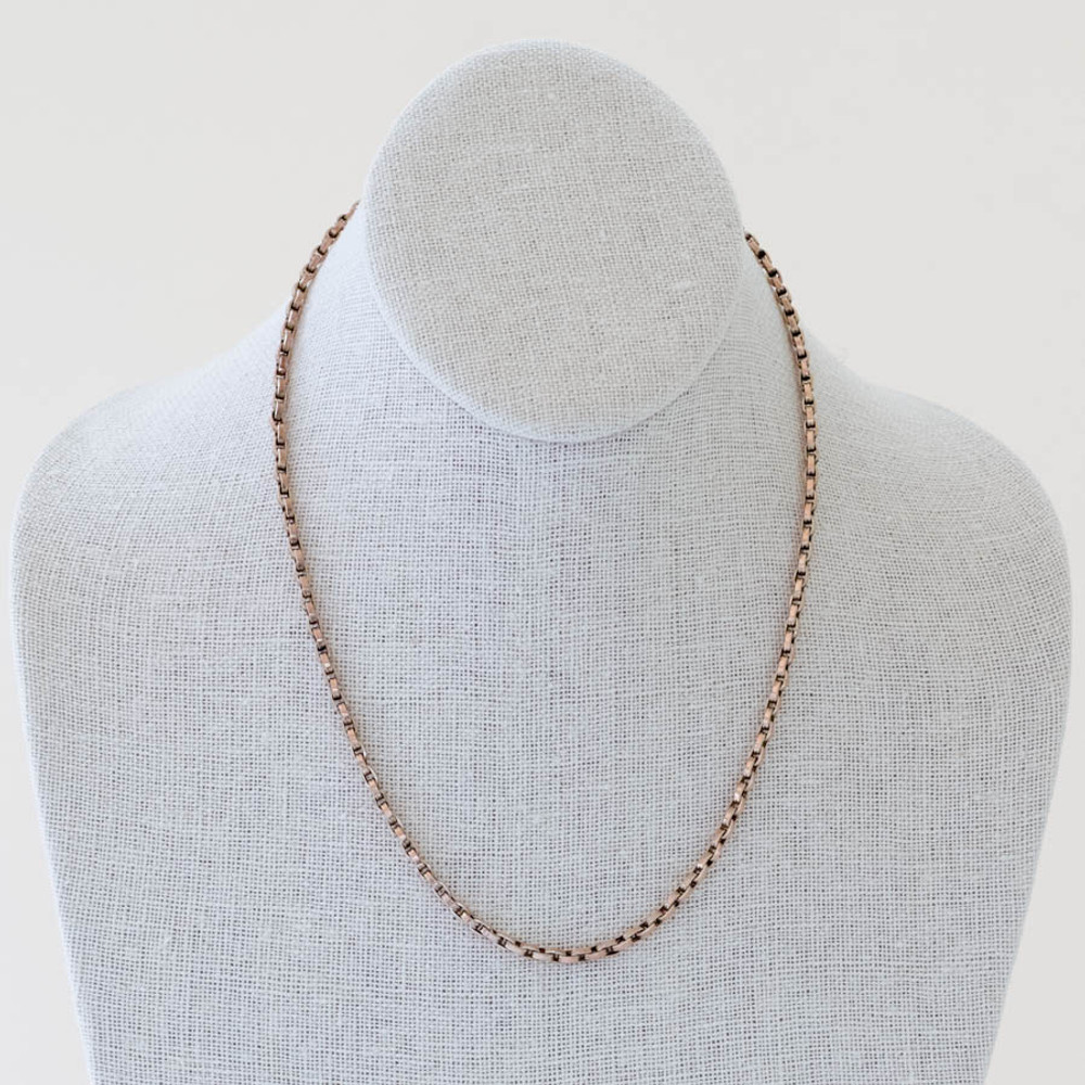 Antique Gold Link Chain