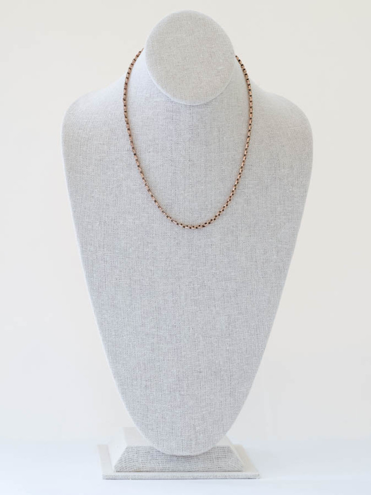 Victorian Gold Chain in 9 Ct Gold
