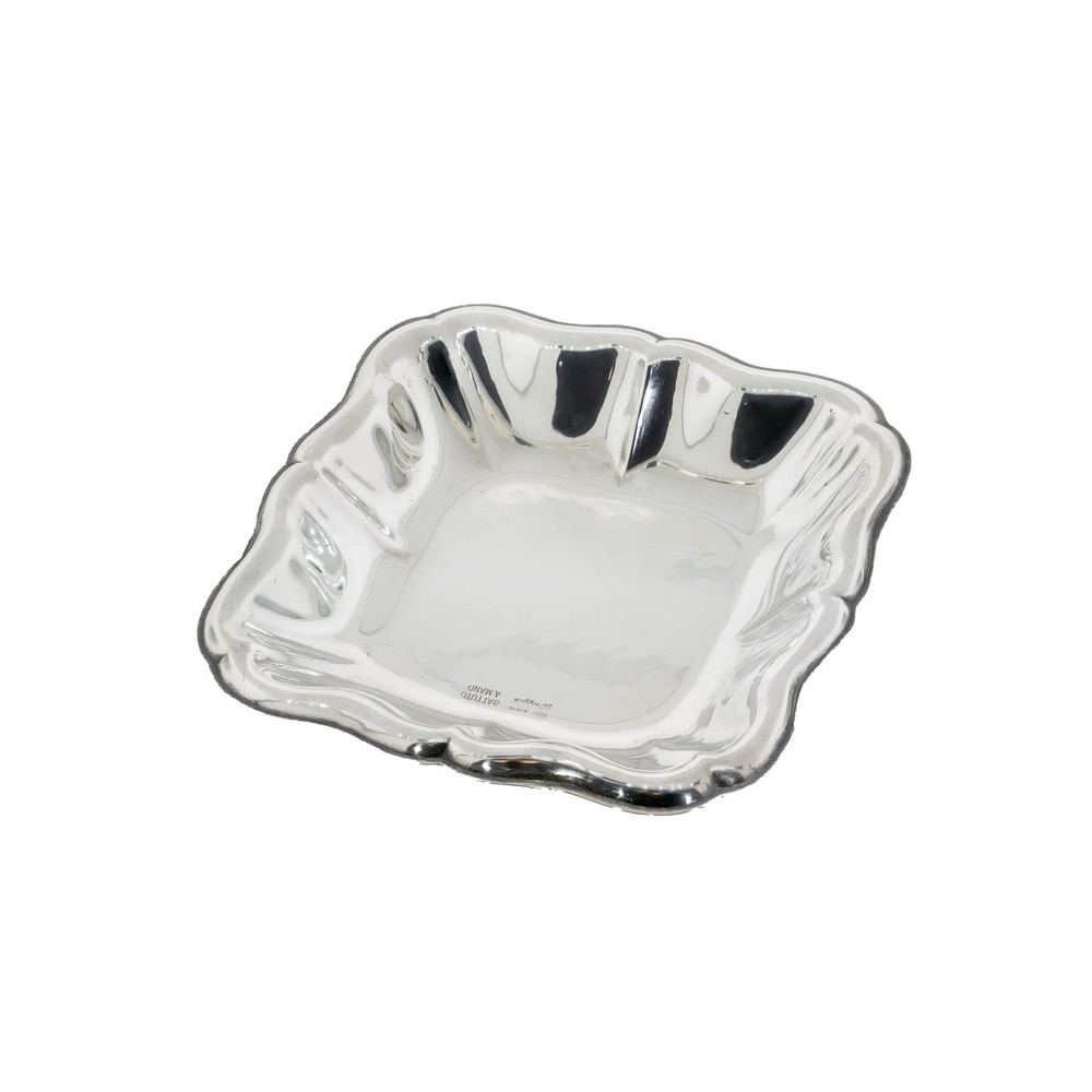 Solid Silver Ring Tray, Silver Tray