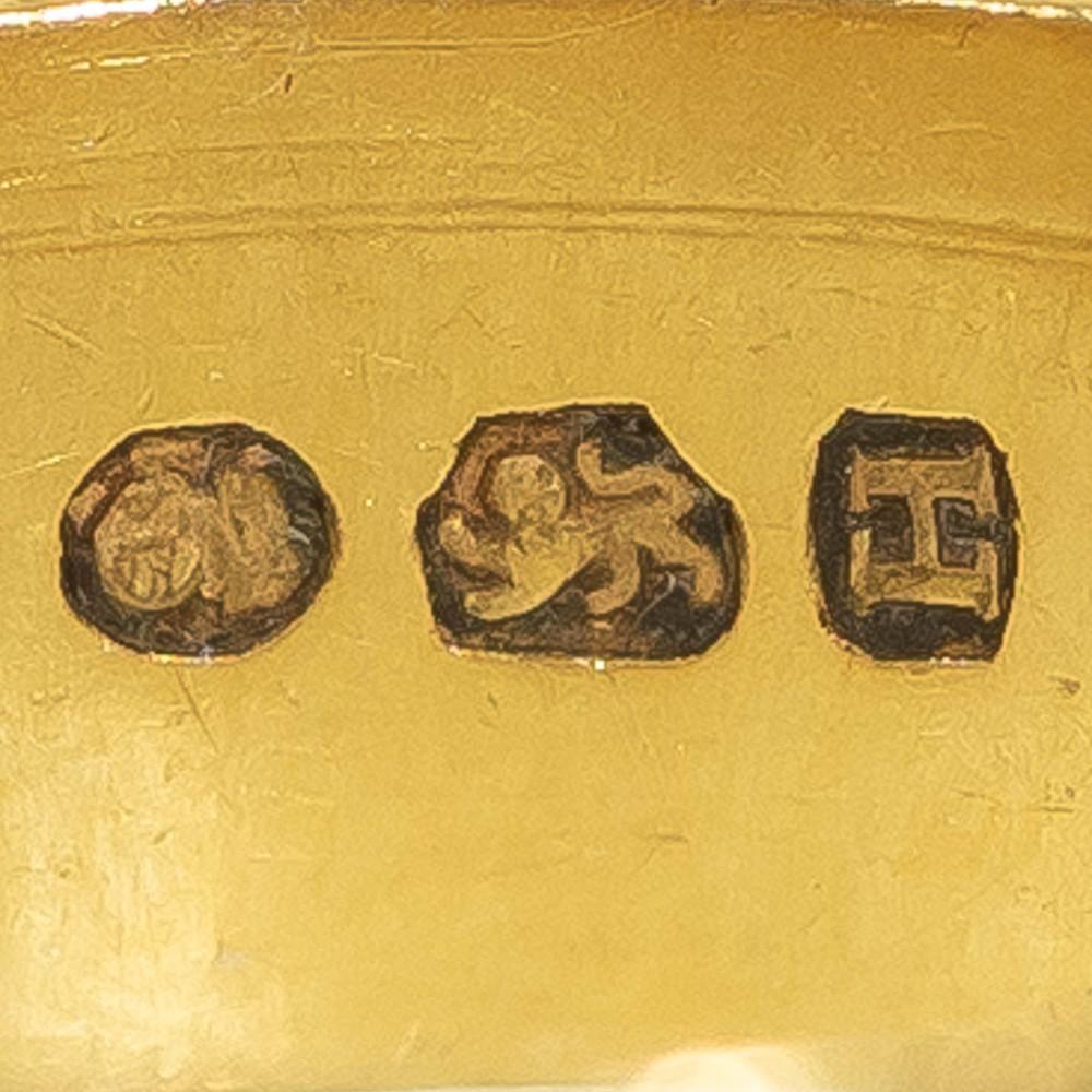 Hallmarked Georgian ring