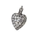 Antique Heart Pendant