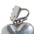 Makers Mark on Antique Heart Pendant