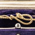 Kilt Pin With Snake