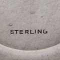 Sterling Mark on Vintage Ring Box