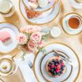 Afternoon Tea Table Setting