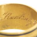 George Ranking Memorial Ring