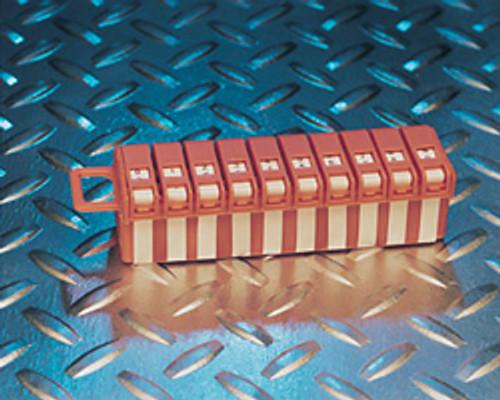0 ~ 9 Wire Marker Label Dispenser  AL-MARK-15