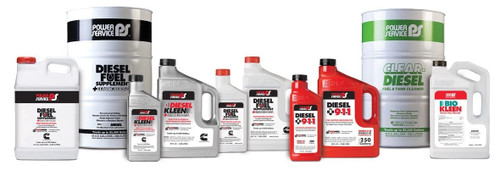 Power Service® 32 oz. Diesel Fuel  11025