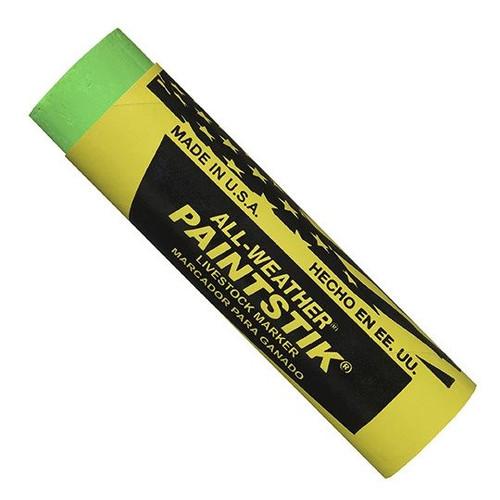 ALL-WEATHER PAINTSTIK FLUORESCENT GREEN  061016