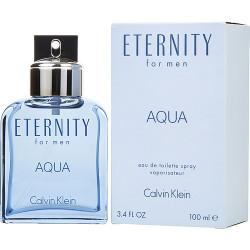 Calvin Klein Eternity Aqua Eau De Toilette Spray 3.4 oz
