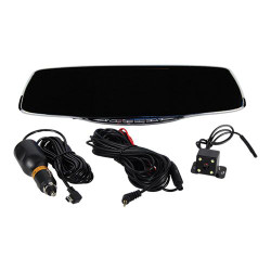 Rear view Mirror 1080P HD Car Camera with Built in DVR