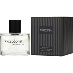 Exceptional Because You Are by Exceptional Parfums Eau De Toilette Spray 3.4 oz