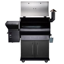 Z Grills ZPG-700E 8 in 1 Wood Pellet Grill and Smoker