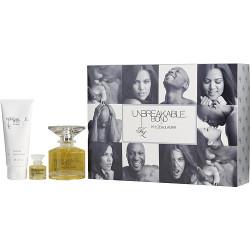 Unbreakable Bond by Khloe and Lamar Eau De Toilette Spray 3.4 oz & Body Lotion 3.4 oz & Mini Eau De Toilette 0.25 oz