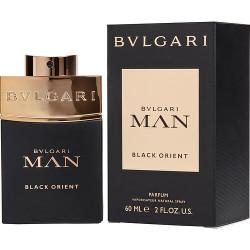Bvlgari Man Black Orient by Bvlgari Parfum Spray 2 oz