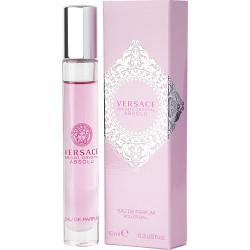 Versace Bright Crystal Absolu by Gianni Versace Mini Eau De Parfum Rollerball 0.33 oz