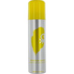Benetton Giallo By Benetton Deodorant Body Spray 5 Oz