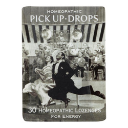 Historical Remedies Pick-up Drops For Energy - Case Of 12 - 30 Lozenges