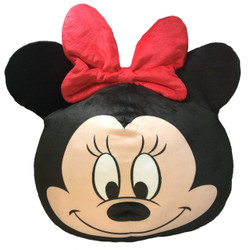 """Minnie Mouse """"Minnie Clouds"""" Cloud Pillow"""