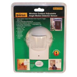 HomeSafe Wireless Outdoor Adjustable Angle Motion Detector Sensor