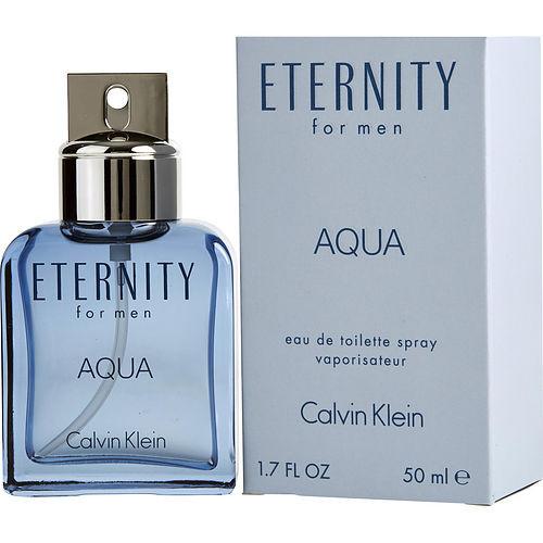 Calvin Klein Eternity Aqua Eau De Toilette Spray 1.7 oz