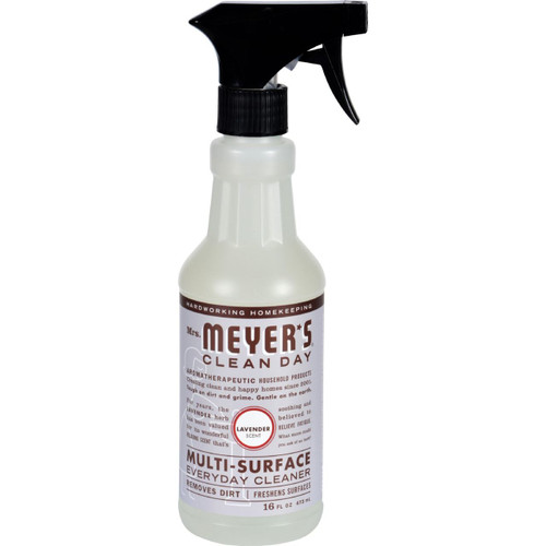 Mrs. Meyer's Clean Day Lavender Multi-Surface Cleaner 16 fl oz Case of 6