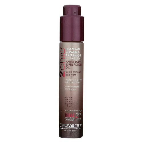 Giovanni 2chic Ultra-Sleek Hair and Body Super Potion
