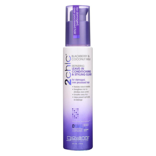 Giovanni 2chic Repairing Leave-In Conditioning and Styling Elixir